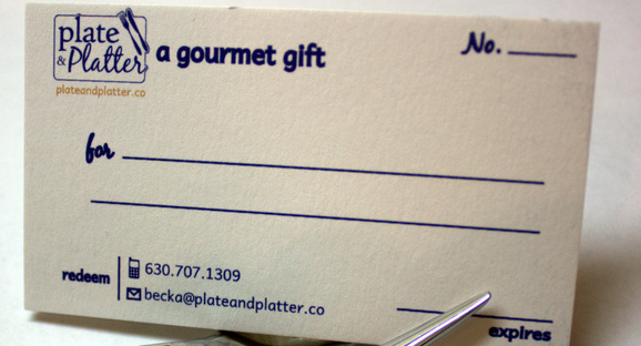 Give a gourmet gift